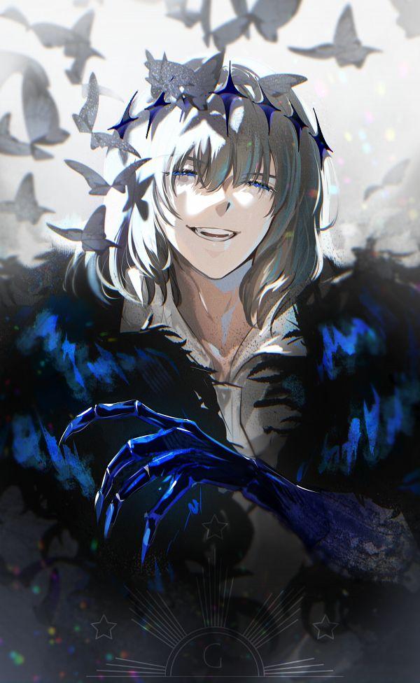 Tags: Anime, Galibo, Fate/Grand Order, Pretender (Oberon), Pixiv, Fanart, Fanart From Pixiv