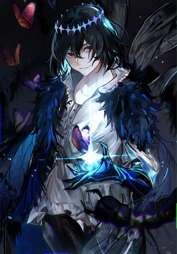 Tags: Anime, Pixiv Id 14057370, Fate/Grand Order, Pretender (Oberon), Centipede, Fanart, Fanart From Pixiv, Pixiv