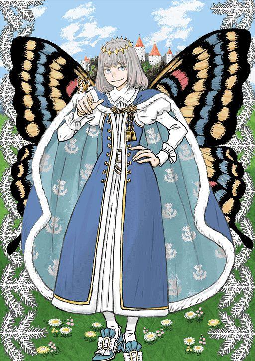Pretender (Oberon) - Fate/Grand Order