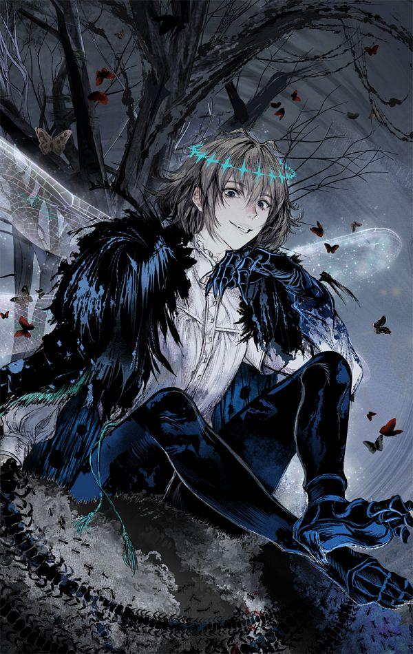 Tags: Anime, boba, Fate/Grand Order, Pretender (Oberon), Fanart From Pixiv, Pixiv, Fanart