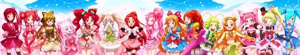 Pretty Cure Fan Series