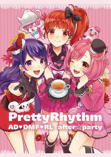 Pretty Rhythm Series