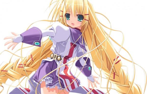 Tags: Anime, Prism Ark, Pricia, CG Art