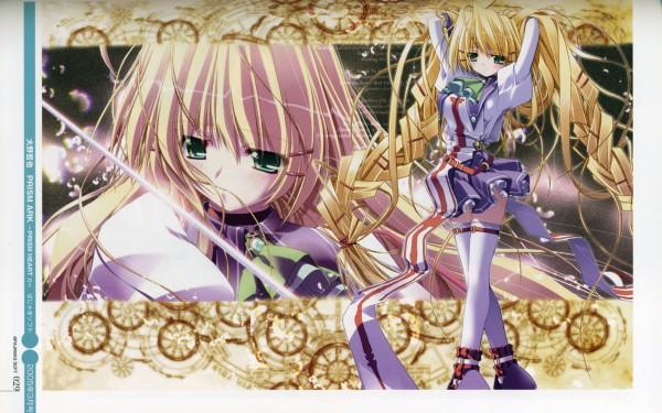 Tags: Anime, Sweet Girls, Prism Ark, Pricia, Dengeki Hime