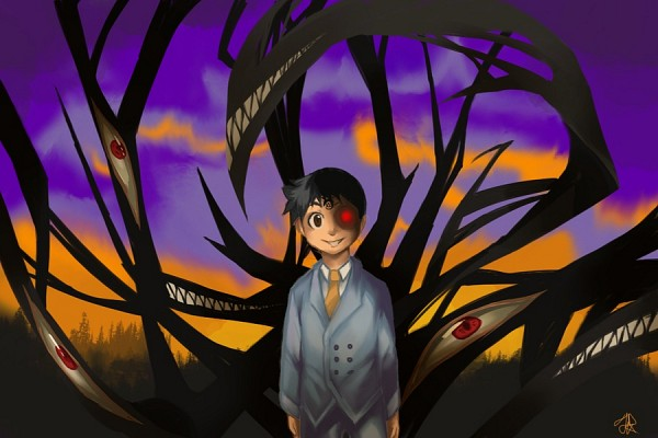 Tags: Anime, Satynfyre (Artist), Fullmetal Alchemist, Selim Bradley, Pride (FMA), Homunculi