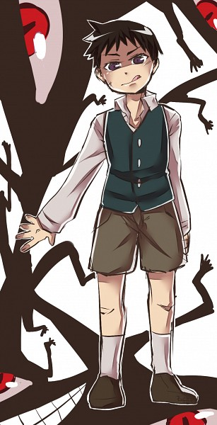 Tags: Anime, Hatorikumiko, Fullmetal Alchemist Brotherhood, Fullmetal Alchemist, Selim Bradley, Pride (FMA), Homunculus, Homunculi