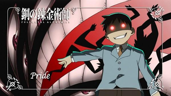 Tags: Anime, Fullmetal Alchemist, Selim Bradley, Pride (FMA), Homunculi