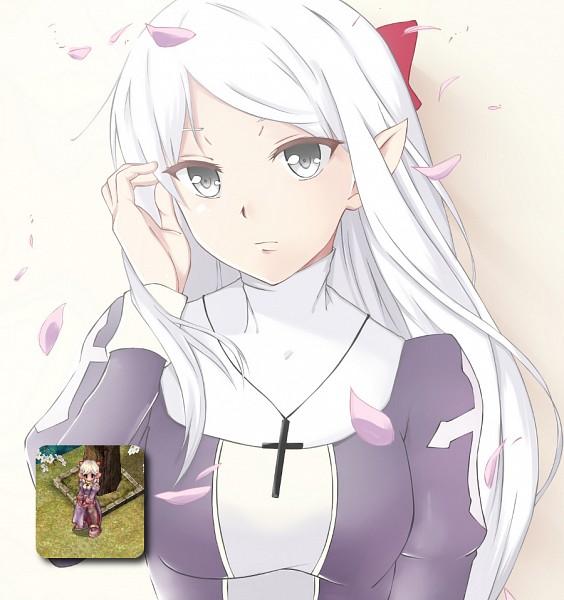 Tags: Anime, Silverwingsph, RAGNARÖK ONLINE, Priest (Ragnarok Online), Self Made, Second Class