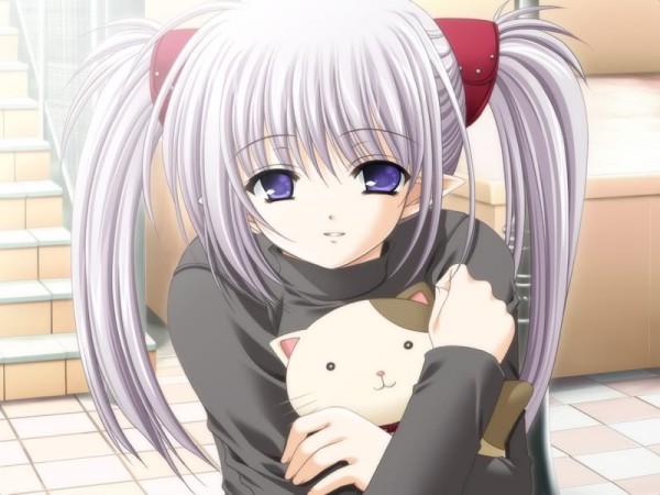 Tags: Anime, Suzuhira Hiro, Nishimata Aoi, Navel (Studio), Shuffle!, Primula (Shuffle!), CG Art