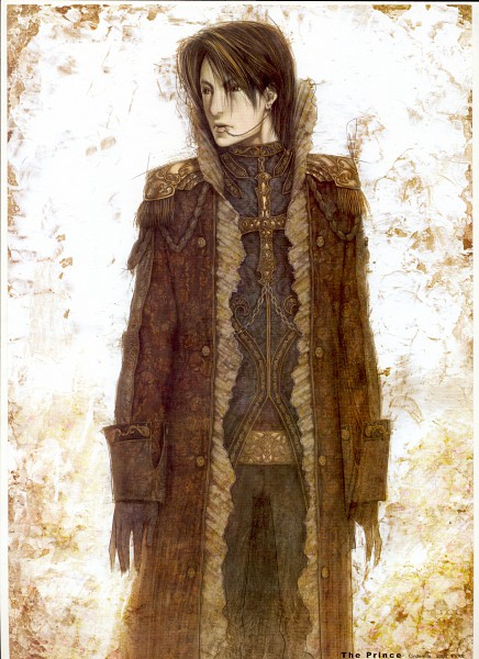 Tags: Anime, Evan Lee, Yi Feng, Cinderella, Prince Charming, Steampunk, Disney