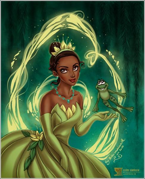 Prince Naveen - The Princess and the Frog