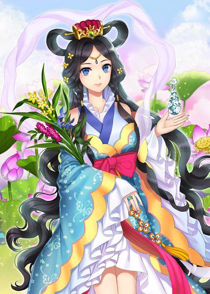 Princess Bari - Kaku-san-sei Million Arthur