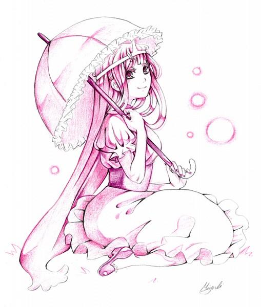Tags: Anime, Miyuli, Adventure Time, Princess Bonnibel Bubblegum, Pencil (Medium), Traditional Media