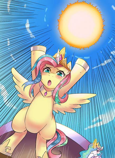 Princess Celestia (Cosplay) - Princess Celestia