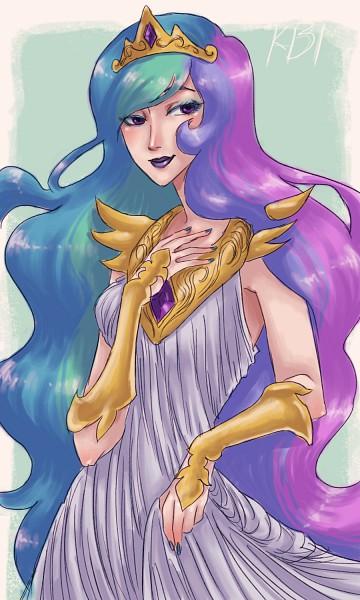 Tags: Anime, Mistix, My Little Pony, Princess Celestia, 900x1500 Wallpaper, 3:5 Ratio, Purple Gem, deviantART, Fanart From DeviantART, Wallpaper, Fanart, Mobile Wallpaper
