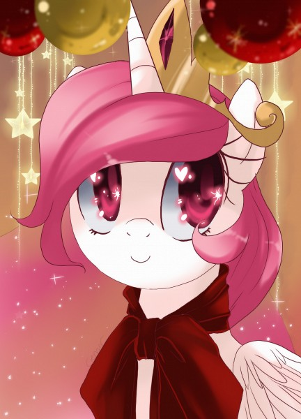 Tags: Anime, Crenair, My Little Pony, Princess Celestia, Alicorn, deviantART, Fanart, Fanart From DeviantART