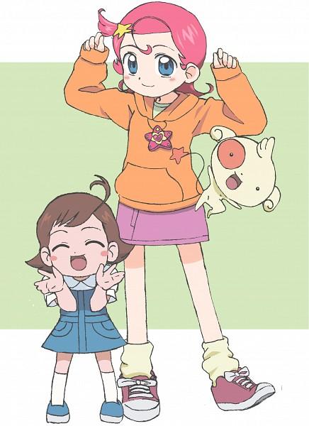 Tags: Anime, Pixiv Id 120825, Princess Comet, Fujiyoshi Nene, Rababou, Comet (Princess Comet), Fanart From Pixiv, Pixiv, Fanart
