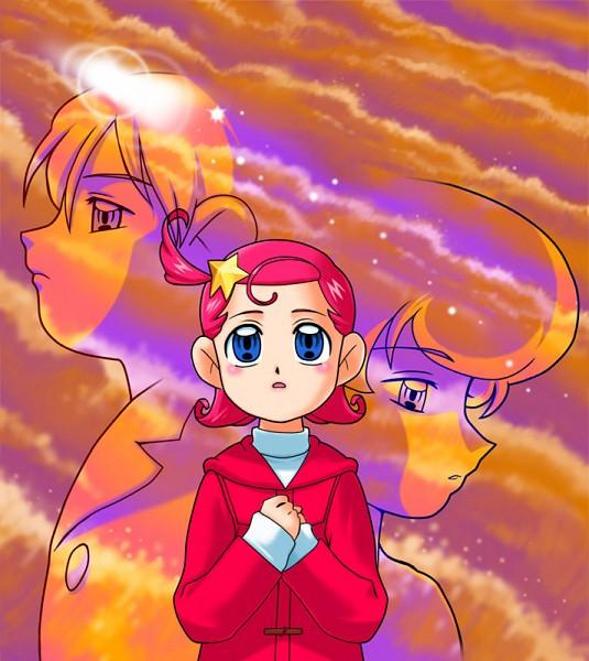 Tags: Anime, Pikupiku, Princess Comet, Comet (Princess Comet), Mishima Keisuke, Fanart