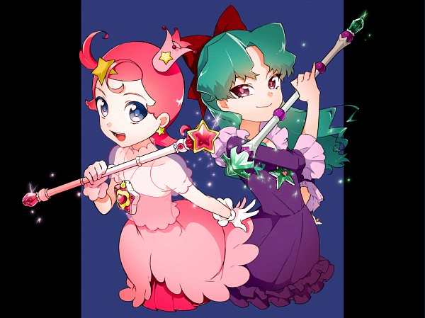 Tags: Anime, HAG, Princess Comet, Meteor (Princess Comet), Comet (Princess Comet), Fanart, Fanart From Pixiv, Pixiv