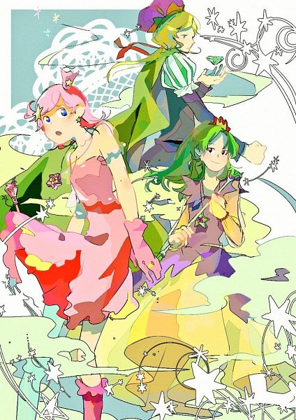 Tags: Anime, Pixiv Id 28185739, Princess Comet, Meteor (Princess Comet), Comet (Princess Comet), Planet (Princess Comet), Fanart, Fanart From Pixiv, Pixiv