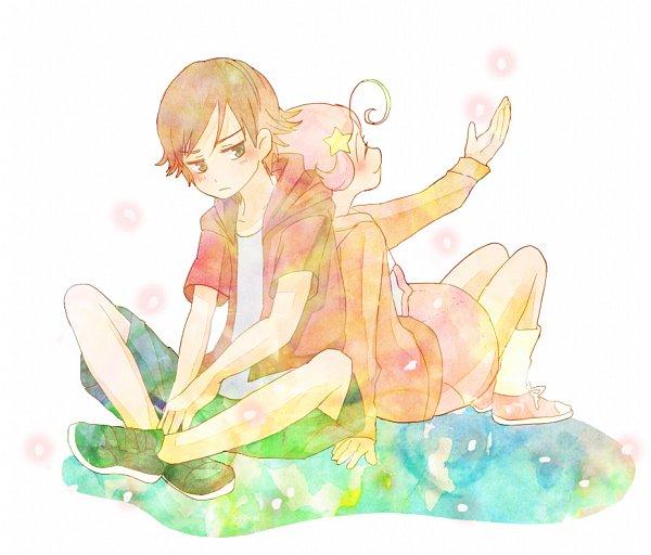 Tags: Anime, Pixiv Id 216802, Princess Comet, Mishima Keisuke, Comet (Princess Comet), Fanart From Pixiv, Pixiv, Fanart