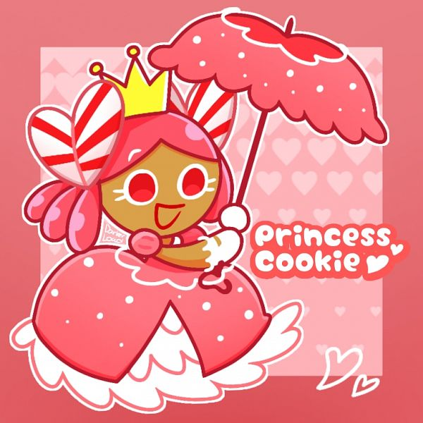 Tags: Anime, Darkerload, Cookie Run, Princess Cookie, Fanart, Fanart From Pixiv, Pixiv