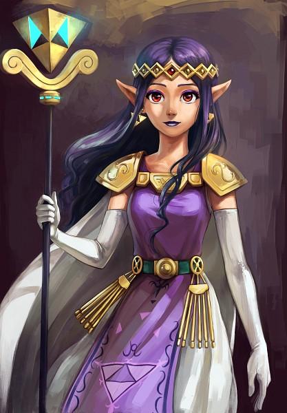 Princess Hilda - Zelda no Densetsu