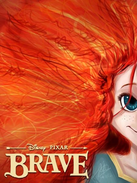 Tags: Anime, Bladexhunter, Brave (Disney), Princess Mérida, Disney, deviantART, Pixar