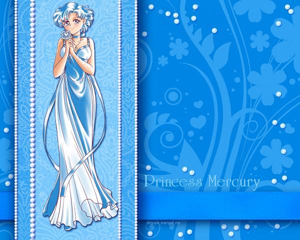 Princess Mercury - Mizuno Ami