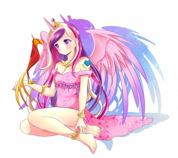 Princess Mi Amore Cadance - My Little Pony