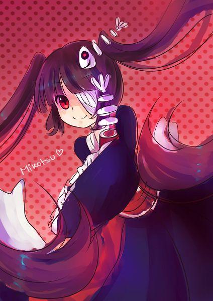 Tags: Anime, Pixiv Id 4810094, Oounabara to Wadanohara, Princess Mikotsu, Fanart, Fanart From Pixiv, Pixiv
