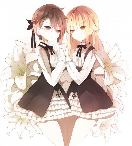 Tags: Anime, Senya Fuurin, Princess Principal, Princess (Princess Principal), Ange (Princess Principal)