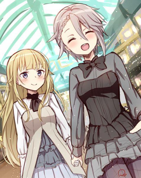 Tags: Anime, Piripun, Princess Principal, Princess (Princess Principal), Ange (Princess Principal)