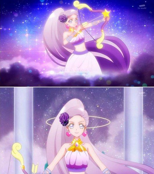 Tags: Anime, Star☆Twinkle Precure, Princess Sagittarius, Screenshot