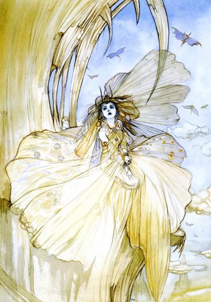 Princess Sarah (Final Fantasy I) - Final Fantasy I