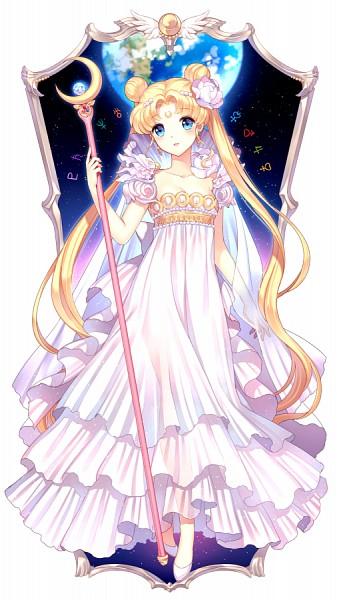 Princess Serenity - Tsukino Usagi