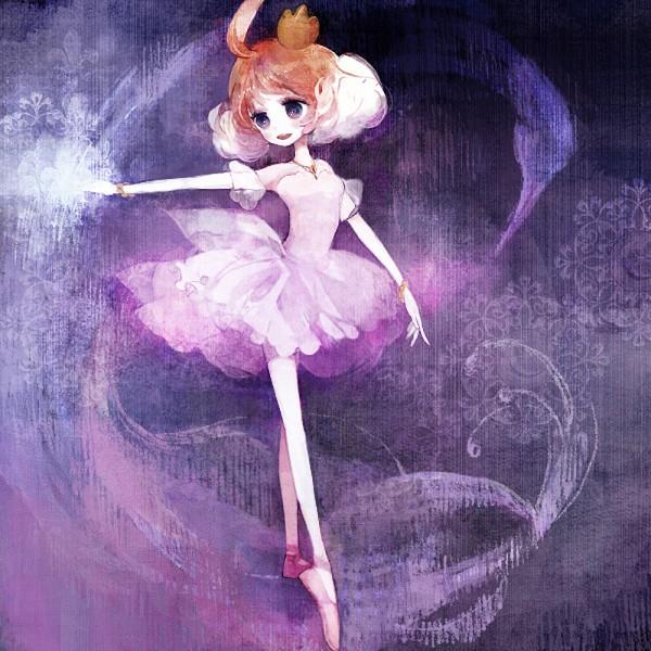 Tags: Anime, Pechika, Princess Tutu, Arima Ahiru, Princess Tutu (Character), Ballerina Outfit, Ballet, Pixiv