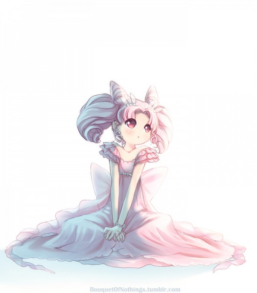 Princess Usagi Small Lady Serenity - Chibiusa