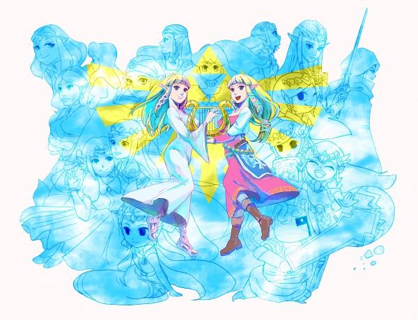 Princess Zelda - Zelda no Densetsu