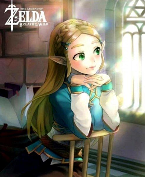 Tags: Anime, Zelda no Densetsu: Breath of the Wild, Zelda no Densetsu, Zelda (Breath of the Wild), Princess Zelda