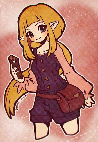 Tags: Anime, Ninten Cocco, Zelda no Densetsu, Princess Zelda