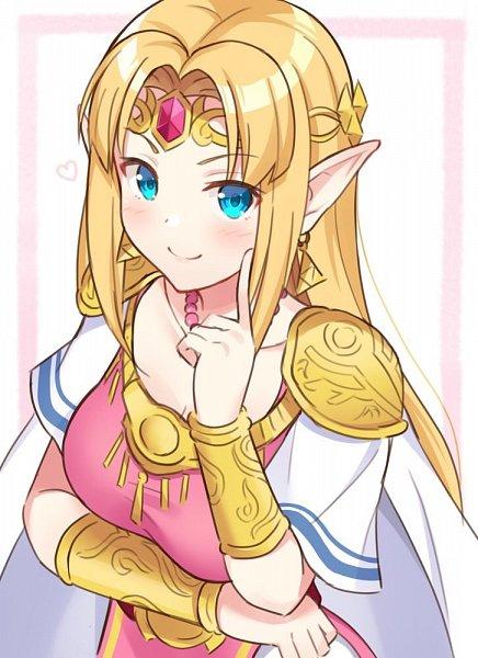 Tags: Anime, Shiyo Yoyoyo, Zelda no Densetsu, Zelda no Densetsu: Kamigami no Triforce 2, Princess Zelda, Zelda (Kamigami no Triforce 2)