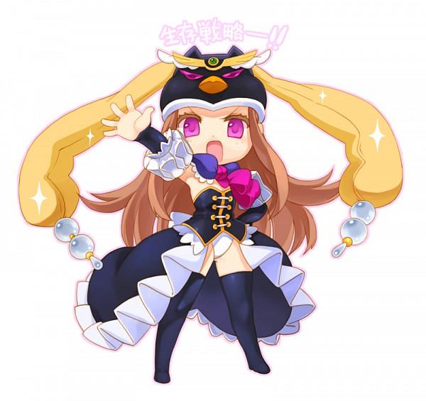 Tags: Anime, Ran System, Mawaru Penguindrum, Princess of the Crystal, Takakura Himari