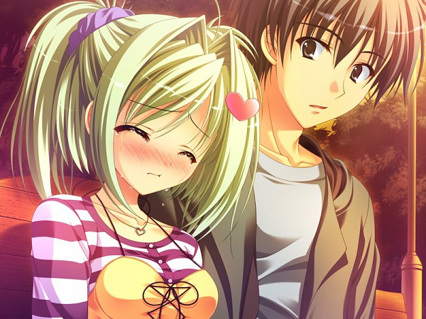 Tags: Anime, Prism Rhythm, Berlioz Ria, Takitou Kasumi, Heart Necklace, CG Art