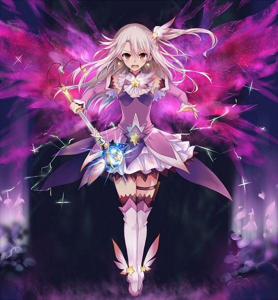 Tags: Anime, Tsuedzu, Fate/kaleid liner PRISMA ☆ ILLYA, Illyasviel von Einzbern, Prisma Illya, Faux Wings