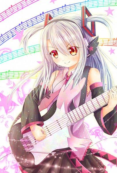 Tags: Anime, Pixiv Id 12713181, Fate/kaleid liner PRISMA ☆ ILLYA, Illyasviel von Einzbern, Prisma Illya, Hatsune Miku (Cosplay)