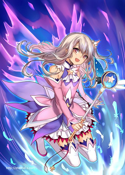 Tags: Anime, Eternal-S, Fate/kaleid liner PRISMA ☆ ILLYA, Illyasviel von Einzbern, Prisma Illya