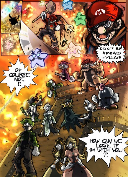 Professor Oyama (Professor E. Gadd) - Luigi's Mansion