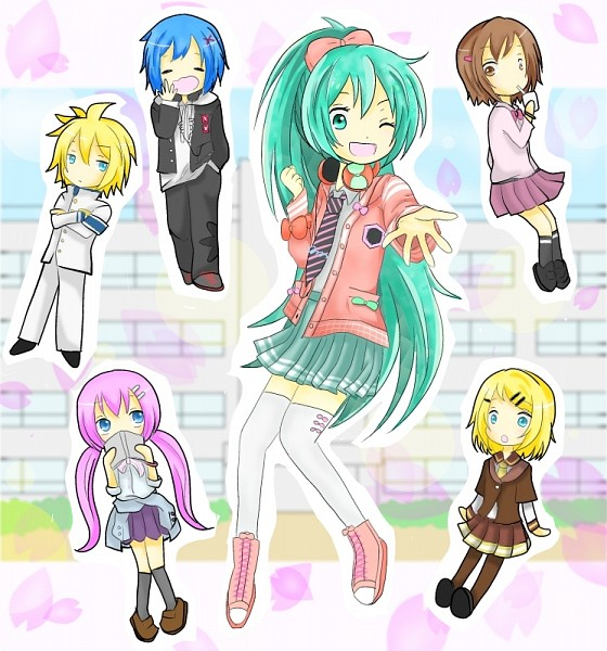 Project DIVA F - VOCALOID