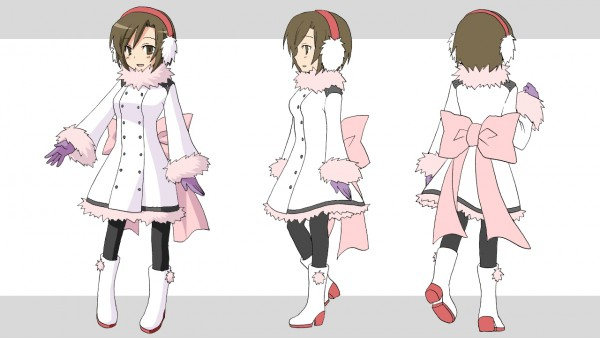 Project DIVA Fluffy Coat - Project DIVA 2nd